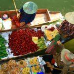 marché thailande